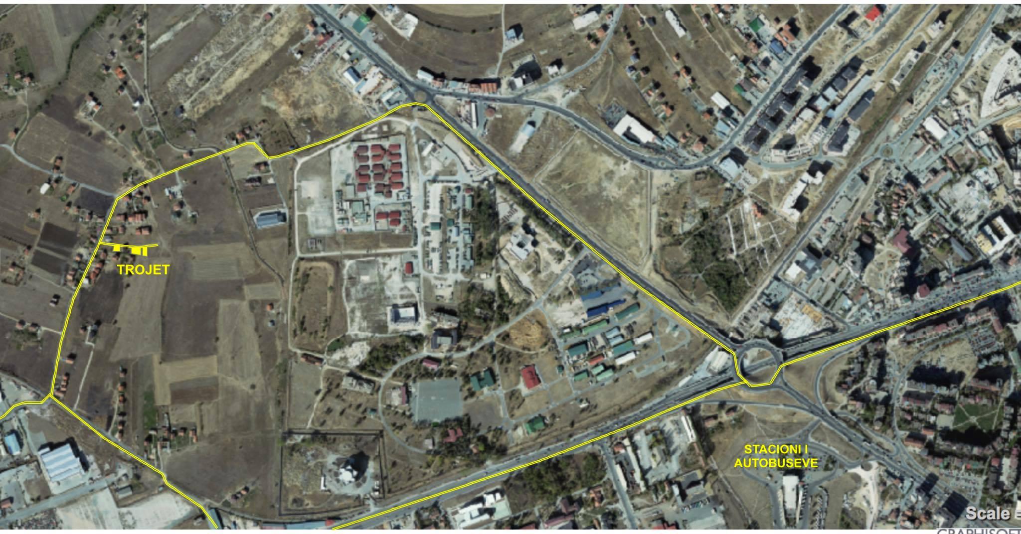 SHITJE: 2 Troje ne lagjen Perroi i Njelmte, te zona industriale